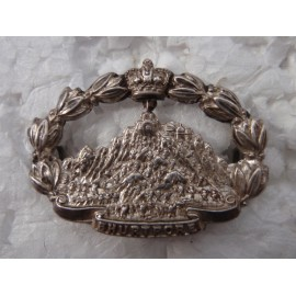 Indian Army 3rd Brahman Infantry pre 1903 Badge