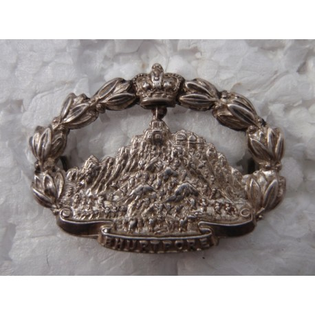 Indian Army 3rd Brahman Infantry pre 1903 Badge