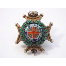 Officers Royal Sussex Regt Collar