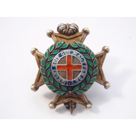 Officers Royal Sussex Regt Collar