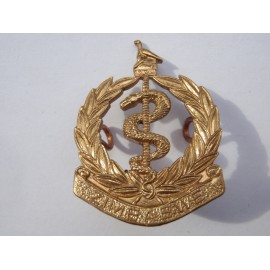 Zimbabwe Army Medical Corps Cap Badge