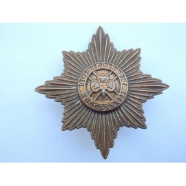 WW1/2 Irish Guards Cap Badge