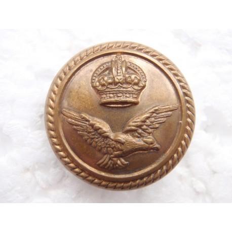 Ww1 Rnas Officers Button Gradia Military Insignia