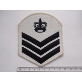 Jordanian Marine Police Sergeants Stripes