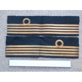 R.Navy Commonwealth Navy captains Sleeve Rank