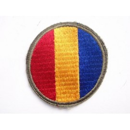 WW2 US Replacement & School Command Patch
