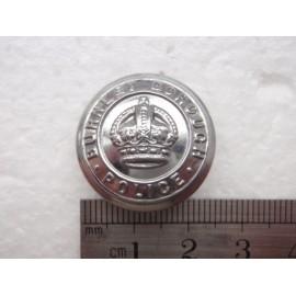 Burnley Borough Police Pre 1952 Button