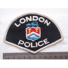London Police (Canadian) Sleeve Patch