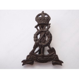 WW2 Pioneer Corps O.S.D Cap Badge