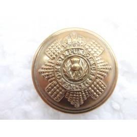Scots Guards K/C Brass Button