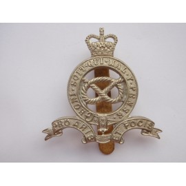 The Staffordshire Yeomanry (Queen's Own Royal Regt) Cap Badge