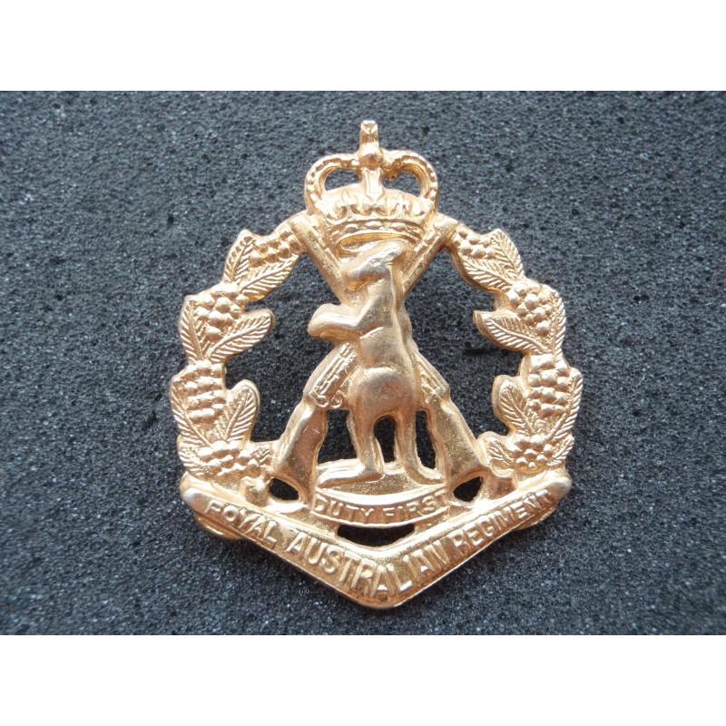 Royal Australian Regiment Rar Hat Badge Gradia