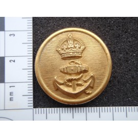 Post 1902 R/N or Commonwealth C.P.O. Button
