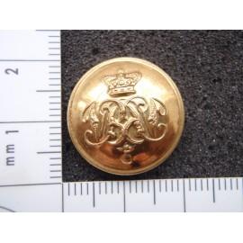 V/R Grenadier Guards Officers Gilt Button