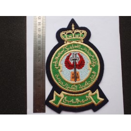 Gulf WAr era Jordanian Airforce Patch