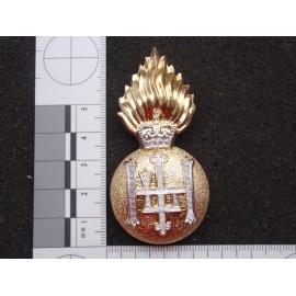 Anodised Highland Light Infantry Glengarry Badge