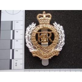 Anodised Royal Engineers Cap Badge