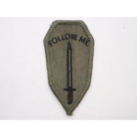 US Infantry School Patch