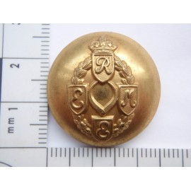 The Kings Regt ( Liverpool) 1920-52 Button