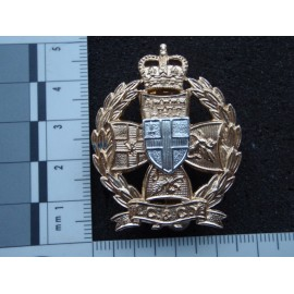 Inns of Court & City of Yeomanry Anodised Cap badge
