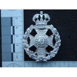 Rifle Brigade Anodised Cap Badge