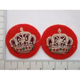 Senior Oman MIlitary Officers Rank Crowns