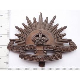 WW1 British Made A.I.F Rising Sun