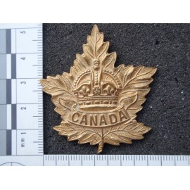 WW2 'CANADA' General Service Cap Badge