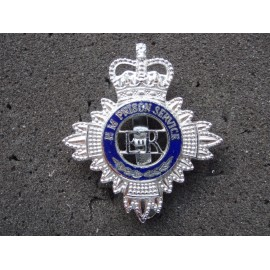 H.M.Prison Service Cap Badge