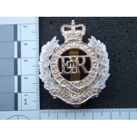 Royal Engineers Anodised Cap Badge