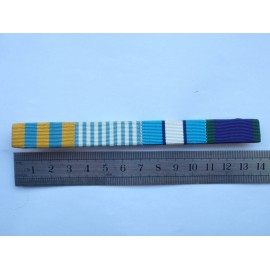 Korean War Medal Bar