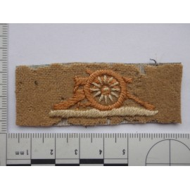 Early Artillery Sleeve Badge