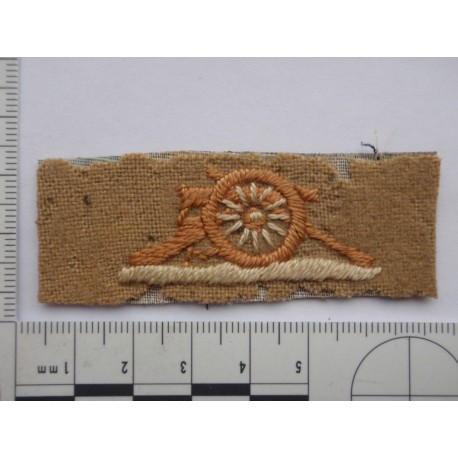Early Artillery Sleeve Badge