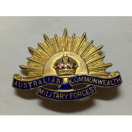 WW1/2 Australian commonwealth military forces sweetheart