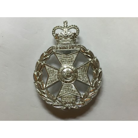 Royal Green Jackets anodised cap badge