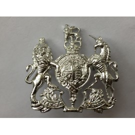 Anodised general service corps cap badge