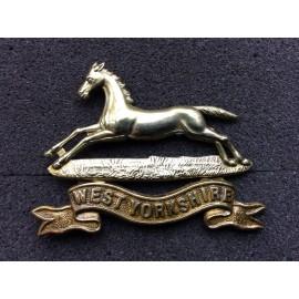 West Yorkshire Regiment b/m Cap Badge