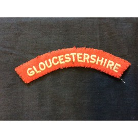 WW2 Gloucestershire Wool Title