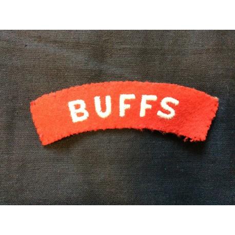 WW2 Buffs Wool Title