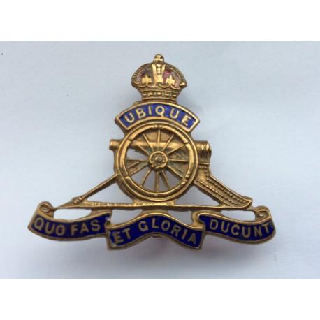 WW1/2 Royal Artillery Sweetheart