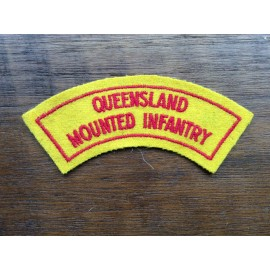 Queensland Mounted Infantry Title