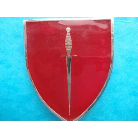 Transkei Special Forces Flash metal Shield