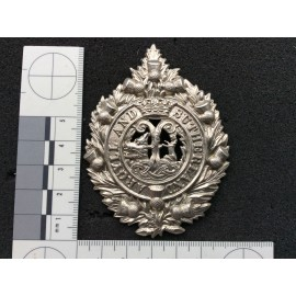 WW1/2 Argyll & Sutherland Highlander Cap Badge