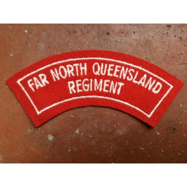 Far North Queensland Regt Title