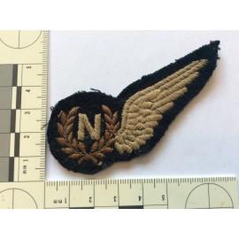 WW2 RAF Navigators wing.