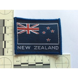 New Zealand Military Forces Sleeve Badge.