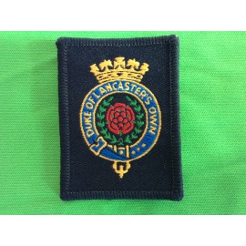 Duke of Lancaster's Own Yeomanry Beret badge