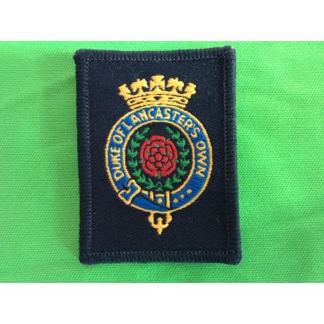 Duke of Lancaster's Own Yeomanry Beret badge