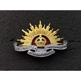 Australian Administration & Instructional Corps Collar