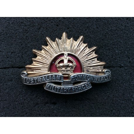 Australian Admin & Instructional Corps Collar badge